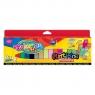Plastelina kwadratowa Colorino Kids, 18 kolorów (57424PTR)